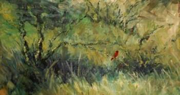 Fuego alado del caldenar, de Luis Fiorini