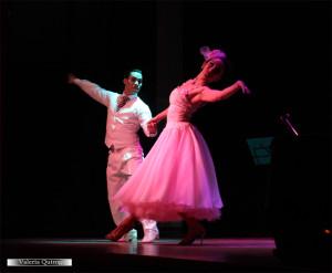 Emanuel Riquelme y Laura Molina