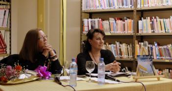 Susana Vaquero y Estela Filippini