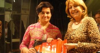 Gabriela López y Norma Durango