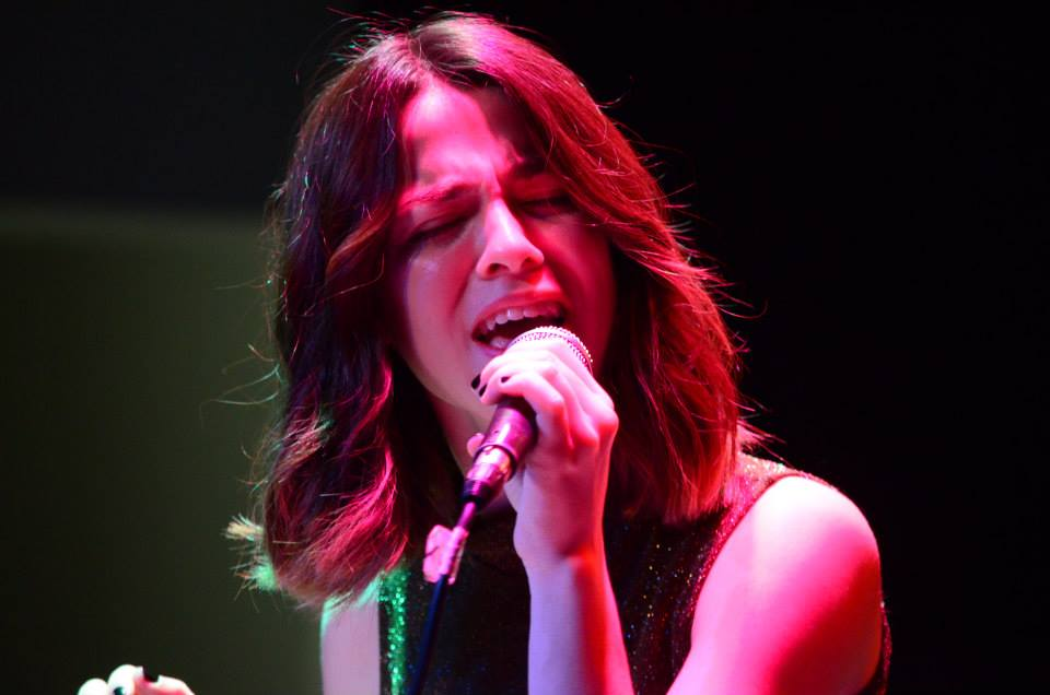 Noelia Díaz (Foto Adriana Colombo).