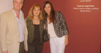 Artistas con A. Núñez .