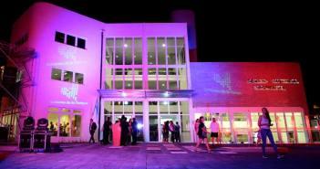 Centro Cultural - Edificio - Noche