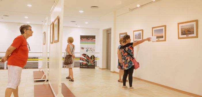Muestra Itinerante Viajeros del Arte