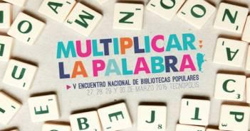 Encuentro Conabip Multiplicar la palabra