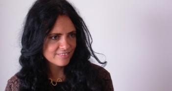 """Paula Sibilia, autora de """"El hombre posorgánico"""""""