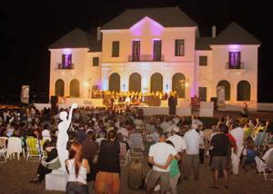 Espectáculo Castillo Parque Luro