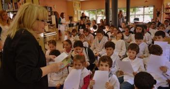 Stella Gamba en BP Asociación Ex Alumnos Escuela Nº43 - Monte Nievas