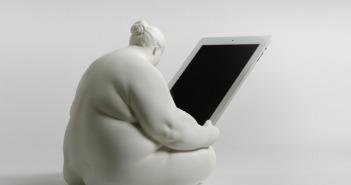 Venus de Cupertino, diseñada para sostener el iPad