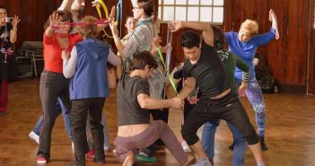Seminario Danzaterapia