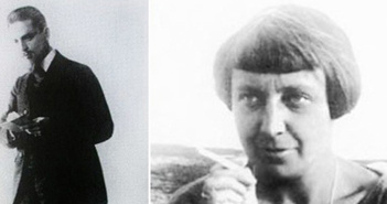 Rilke y Marina