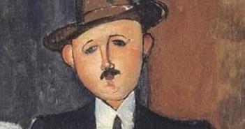 Hombre-sentado-Modigliani-valorada-millones