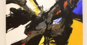 """""""Entropía 6"""", de Diego Modzelevsky. Primer premio en la última edición."""