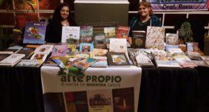 Arte Propio en Feria del Libro Alpachiri