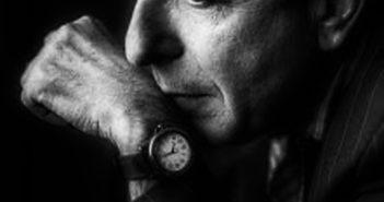 El gran Leonard Cohen