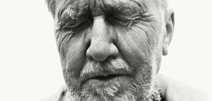 Ezra Pound. Fotografía de Richard Avedon.