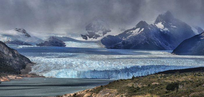 """Glaciar"", de Pablo Elia (Grupo Parque)."