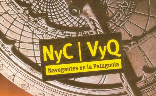Libro Watkins - Antología NyC - VyQ. Navegantes de la Patagonia