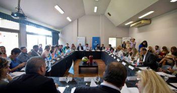 Reunión Junta Ejecutiva CFC 23 Mayo