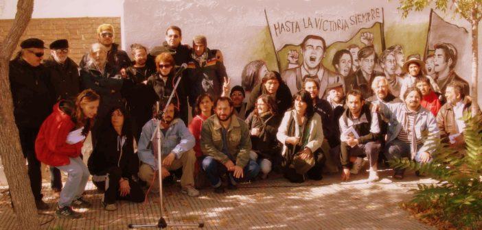 Tomás Watkins con R. Artola,  Juárez Aldazábal, D. Sepúlveda, Sergio Rigazio, Paula Yende, J. Spíndola, A. Novelli,  B. Di Benedetto, Luisa Calcumil, Chelo Candia etc.