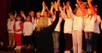 Coro de Niños Escuela Nº 60 Guatraché