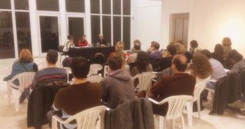 Conversatorio Bárbara Göbel y Mariana Nazar en CCMedasur