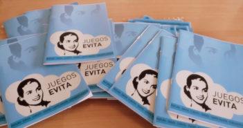 Cuadernillos Reglamento Juegos Culturales EVITA 2017