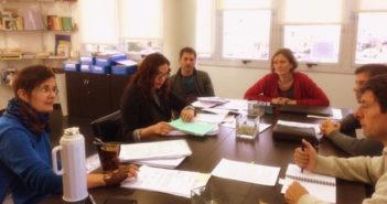 Maggio en reunión de Bibliotecas