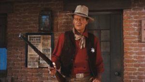 Bravo, John Wayne