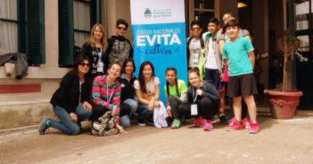 Juegos Evita 2016