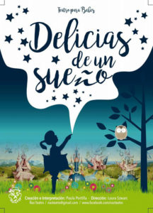 Laura Szwarc - Anuncio Delicias de un Sueño