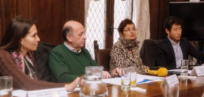 Reunión Junta Ejecutiva