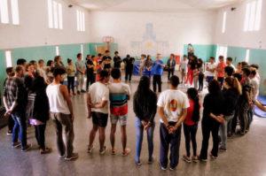 I Festival Teatro Adolescente Cuchillo Có 1
