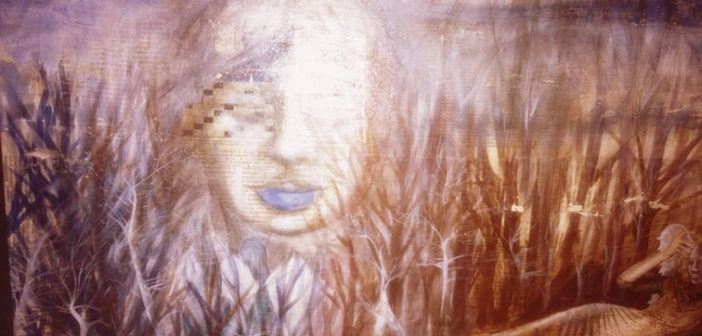Obra de Elena Greggio -Academia de Bellas Artes de Venezia. Vive en Padova
