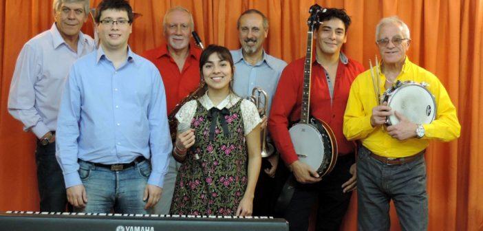 Grupo de Jazz Santa Rosa.