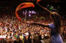 Apertura Juegos Nacionales Evita