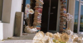 Feria Provincial del Libro. Puerta