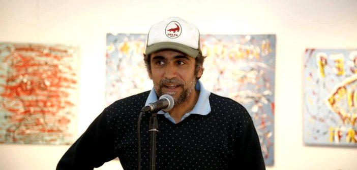 """Germán """"Negro"""" Vachino."""