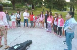 Coro Provincial de Niños 2
