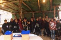 Restitución restos Cacique Gherenal e Indio Brujo