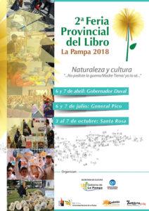 Segunda Feria del Libro La Pampa