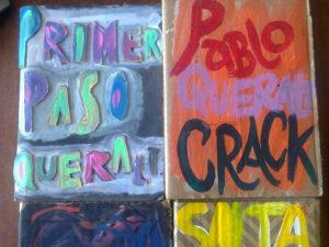 Libro Queralt 25 - Primer paso - y Crack