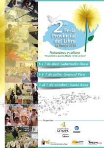 2 Feria del Libro Pampeana