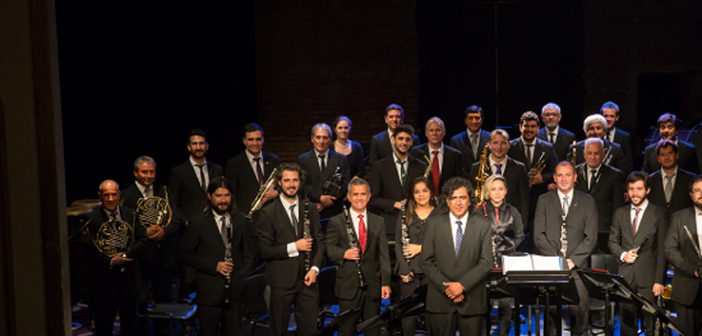 Noveno Concierto de Gala Banda Sinfónica de La Pampa