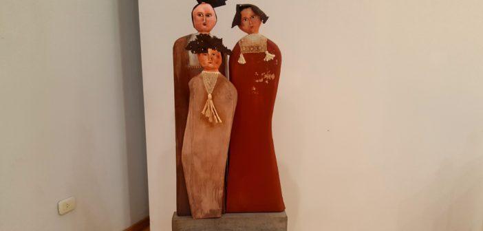 S/T (objeto de arte), de María José Pérez.