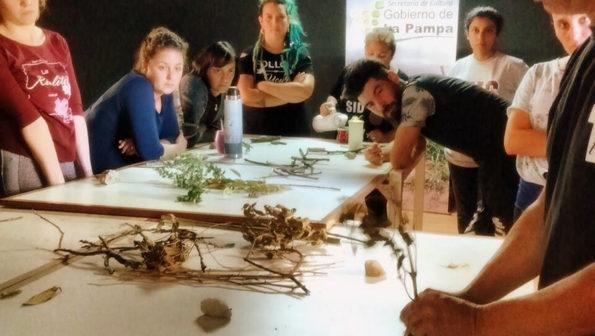 Inicia el Programa Provincial de Capacitación Artística Interdisciplinaria