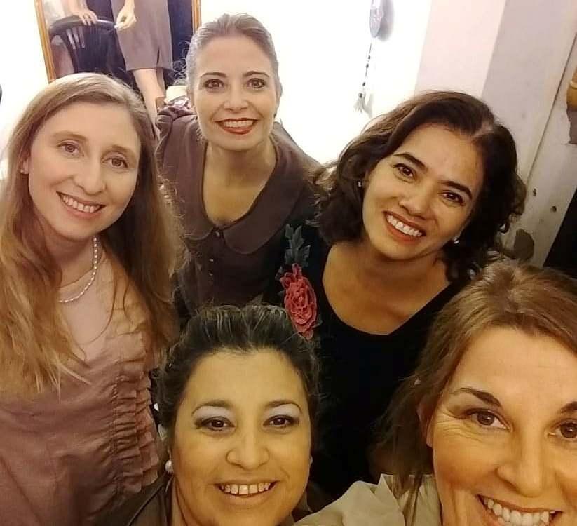 Scheffer, Allemandi, Pacheco, Serna y Gette.
