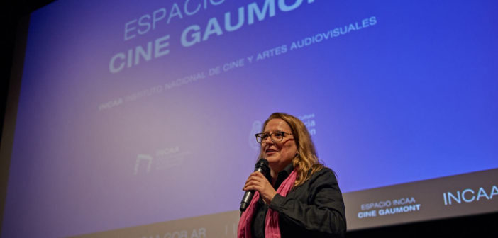 """Franca González: """"Quiero que mis historias tengan un punto de vista particular"""""""