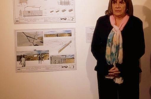María Zulema Arizó Concurso Memoria y Patrimonio