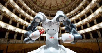 Orquesta Robot